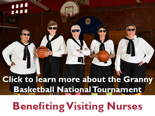 Granny Basketball National Tournament